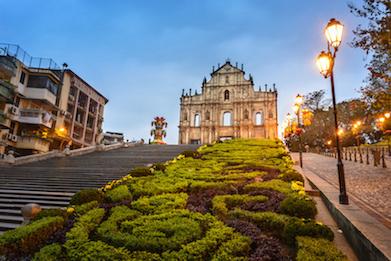 5 Spot Foto Paling Bagus di Macau