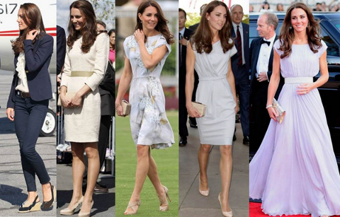 Perubahan Gaya Kate Middleton