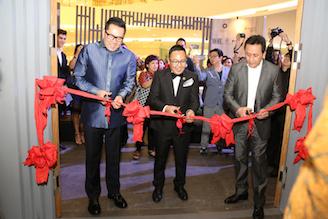Kunjungi Pemeran Interior ID12 di Senayan City