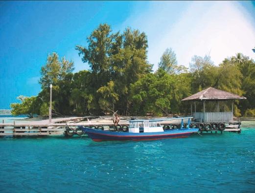 Wedding Venue: Kepulauan Seribu