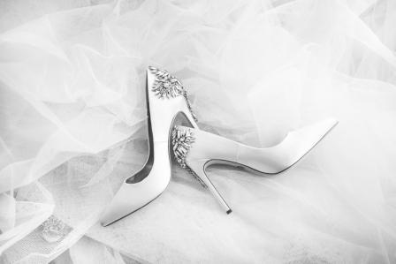 Cara Mencari Sepatu Pernikahan yang Nyaman