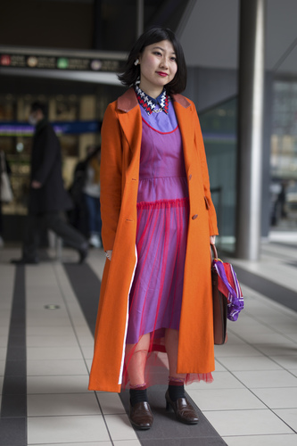 Ini Dia Tampilan Street Style Terbaik di Tokyo
