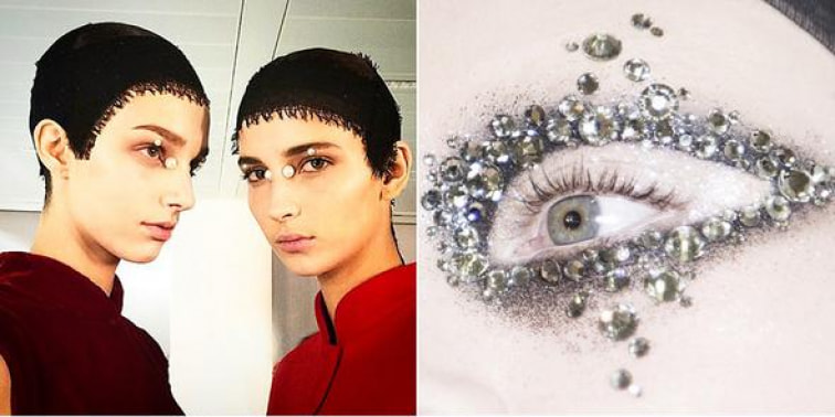 9 Beauty Look Terbaik Spring '15 Couture