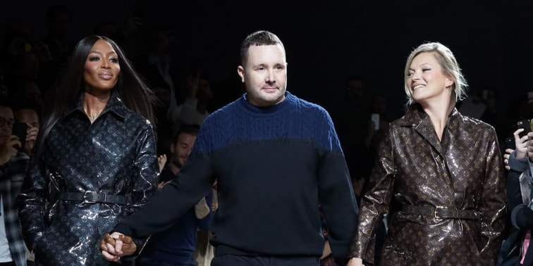 Kim Jones Meninggalkan Louis Vuitton
