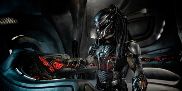 Review Film: 'The Predator'