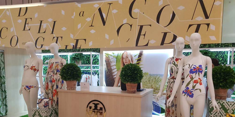 Tory Burch Buka Toko Pop Up Di Senayan City