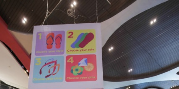 Pop-Up Shop Havaianas Hadir di Plaza Indonesia