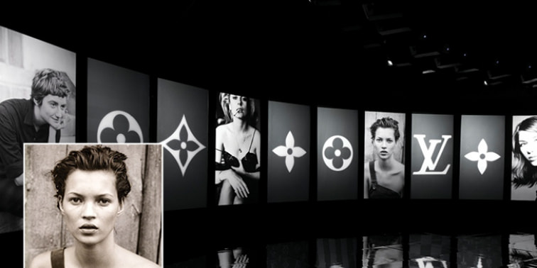 LOUIS VUITTON EXHIBITION:   TIMELESS MUSES