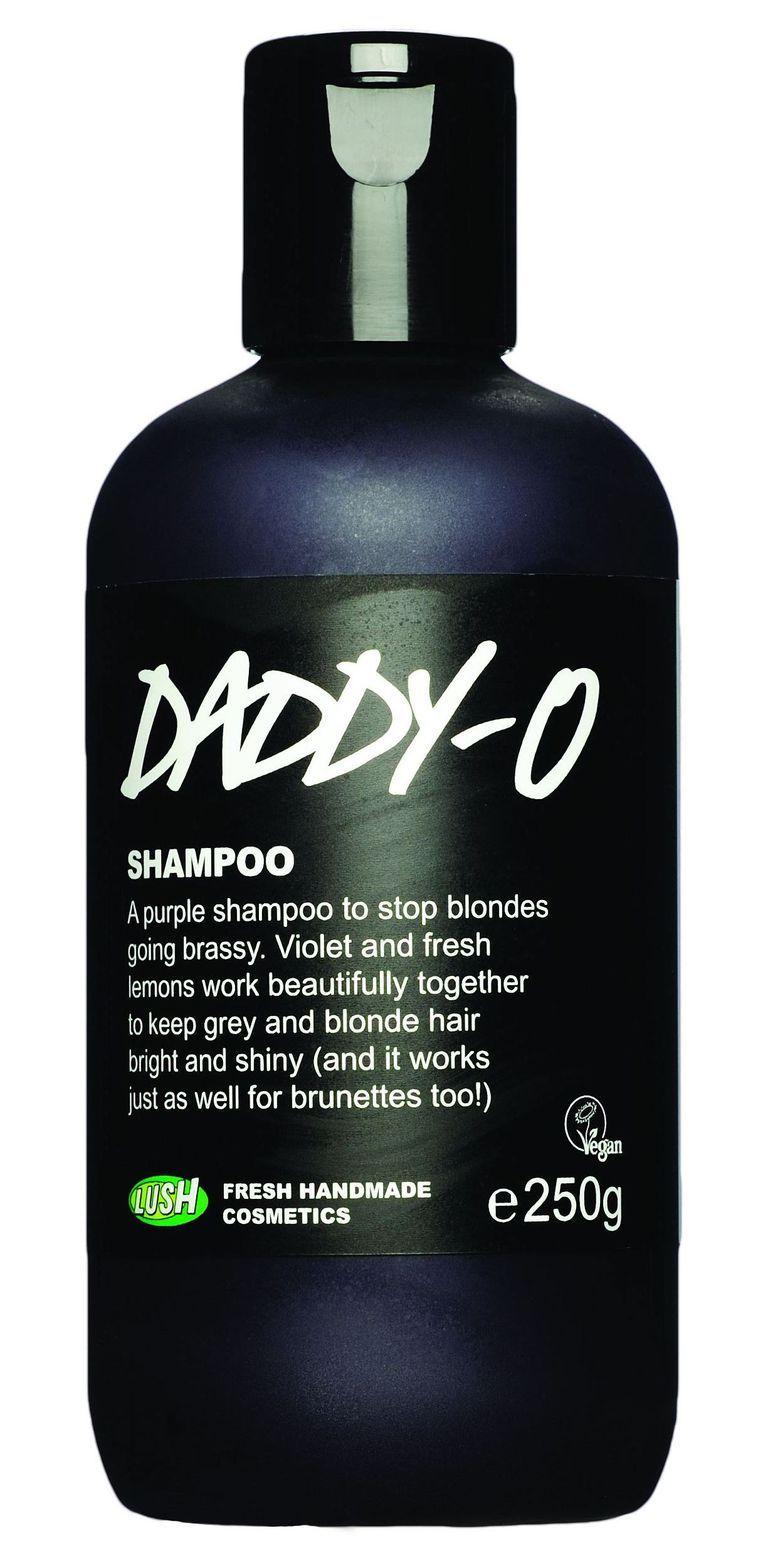 Purple shampoo Lush Daddy-o