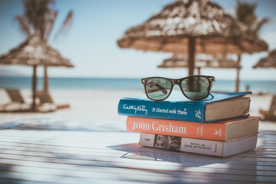 Buku Novel
