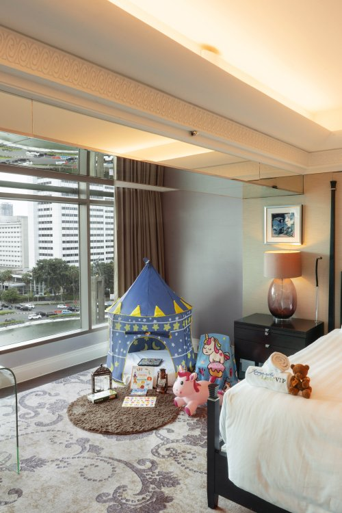 stay cation bersama hotel Indonesia kempinski