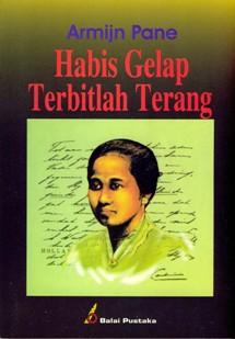 Buku Kartini: Habis Gelap Terbitlah Terang