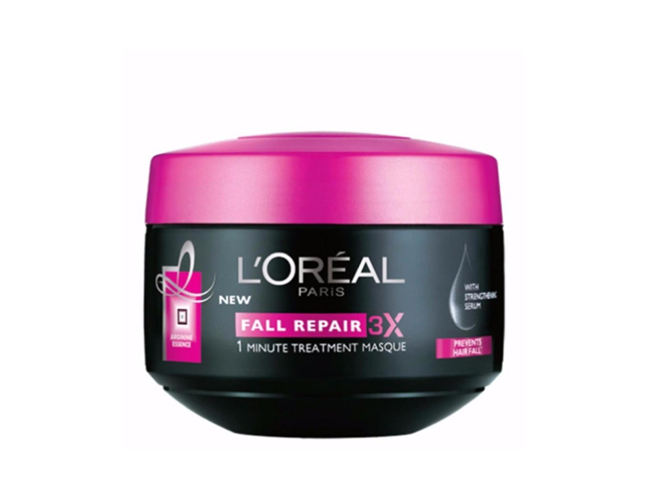 Fall Repair 3x 1 Minute Treatment Mask Fall Repair- L'Oréal