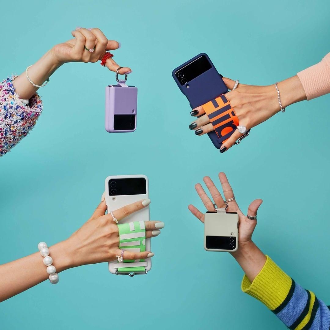 Pameran Samsung Galaxy Z Foldable Series