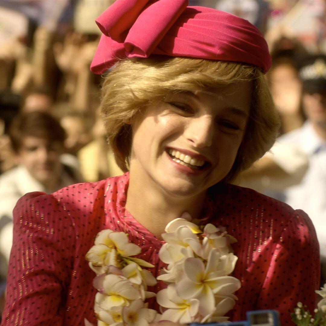 Aktris yang Pernah Jadi Putri Diana