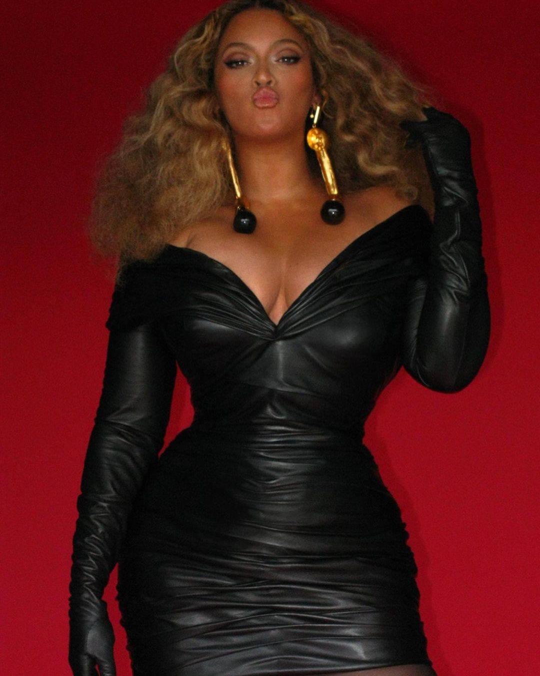 Inspirasi Instagram Look Terbaik dari Beyonce