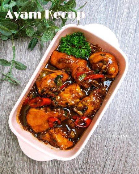 Resep ayam kecap: bahan-bahan wajib untuk resep ayam kecap