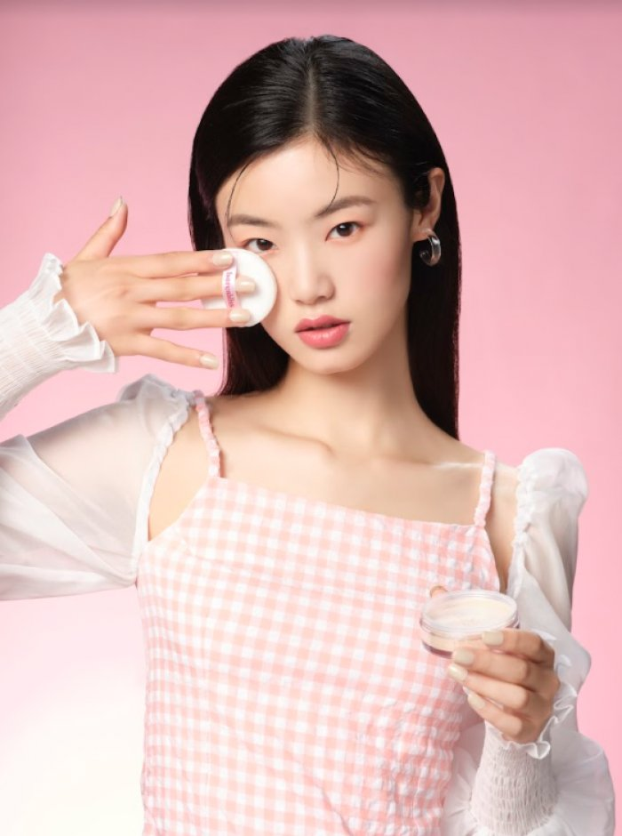 Make Up Natural Look Unnie Korea Ala Barenbliss