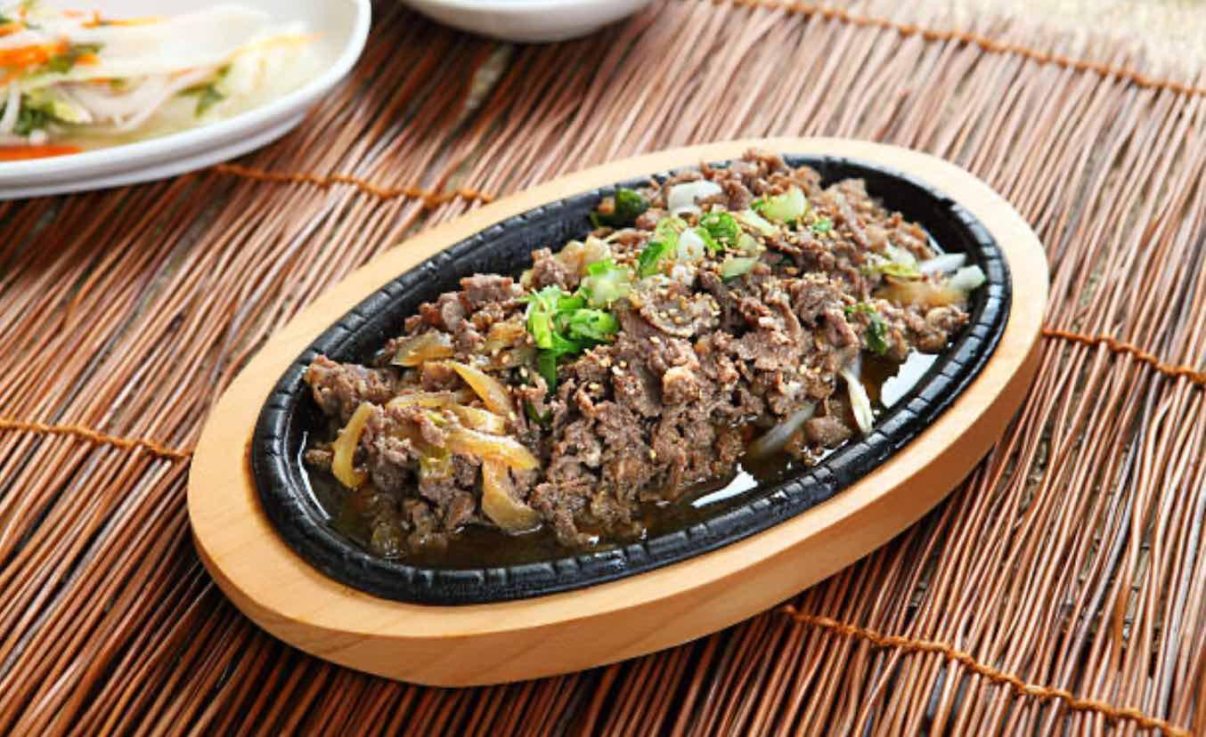 makanan korea yang mudah dibuat