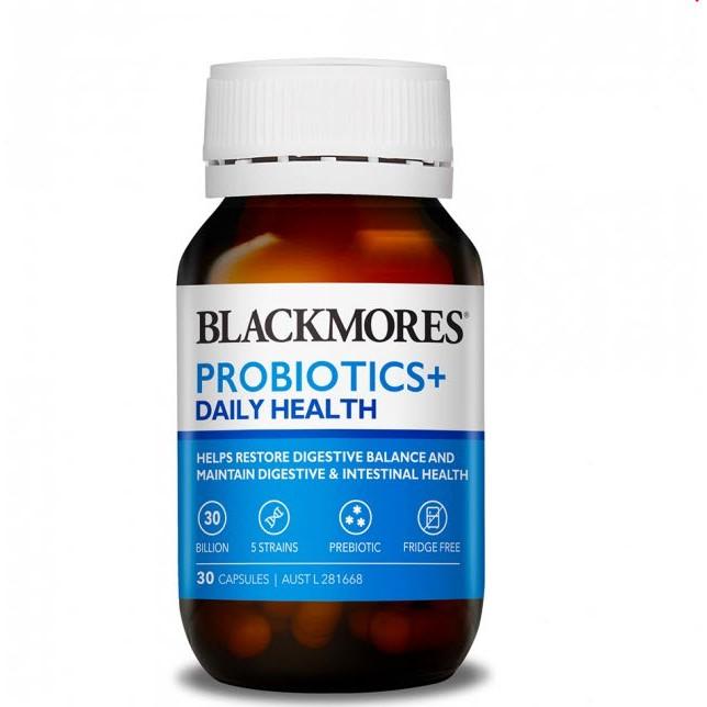Blackmores Probiotics+ Daily Health