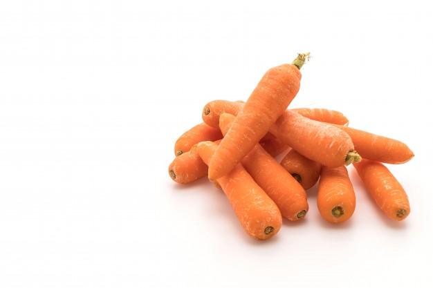 Cara memutihkan wajah dengan wortel