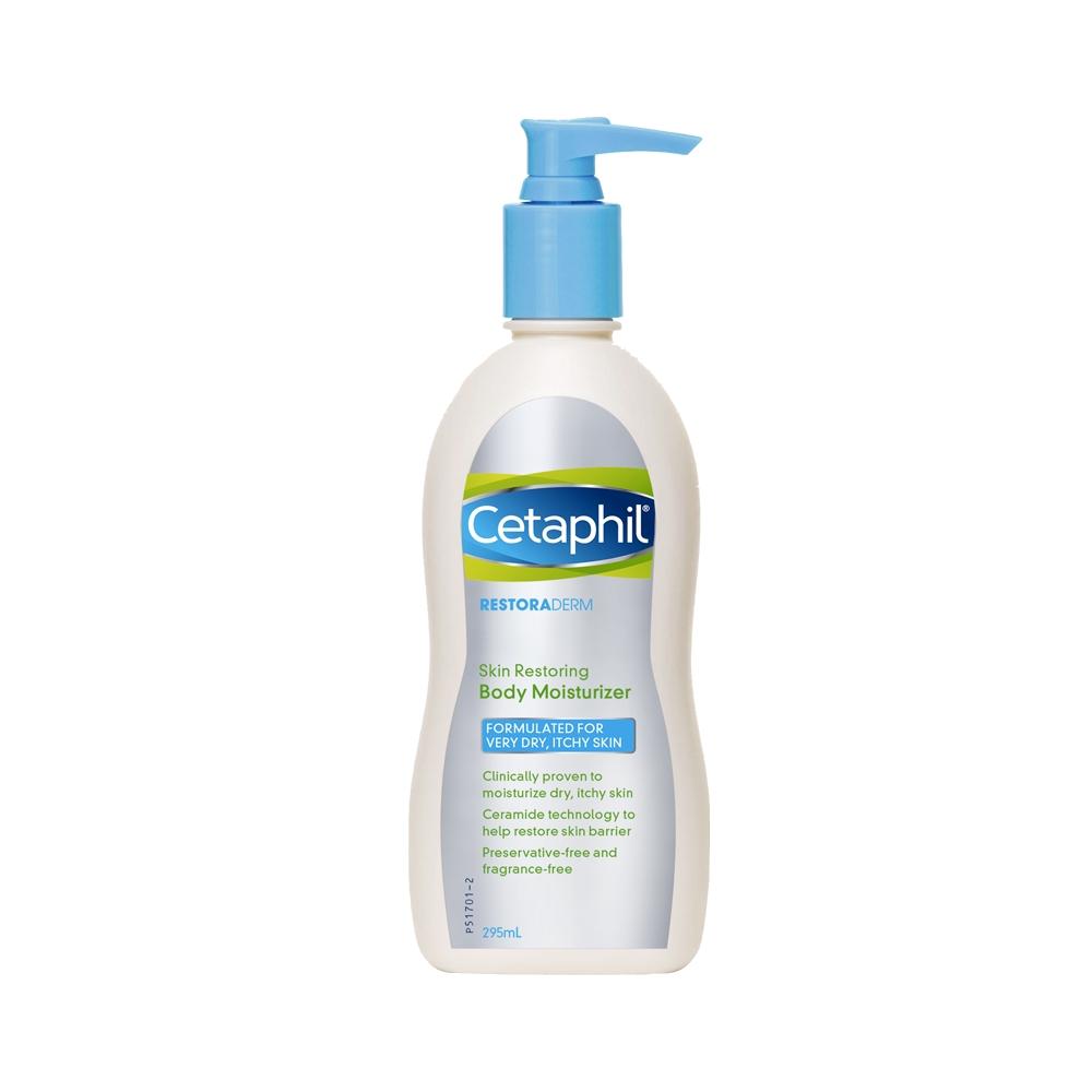 Cetaphil Restoraderm Skin Restoring Body Moisturizer