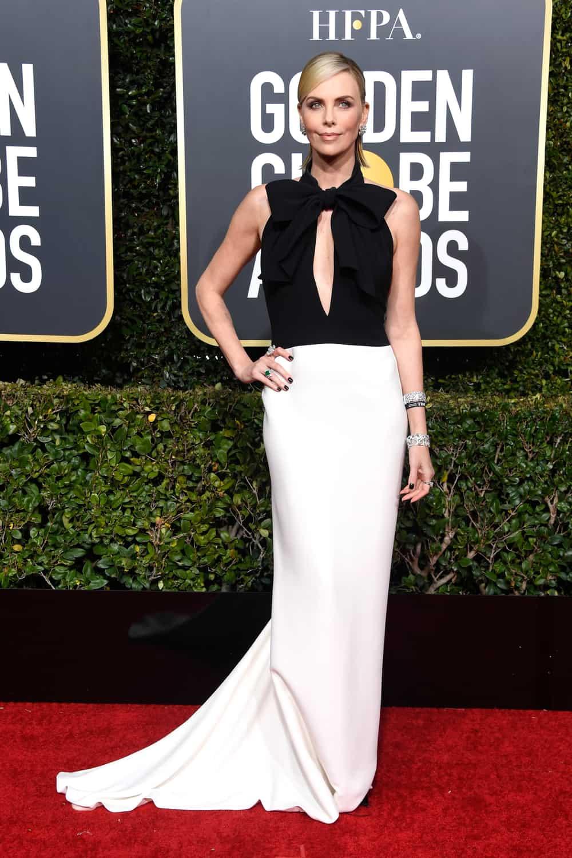 10 Busana Terbaik dari Karpet Merah Golden Globes 2020