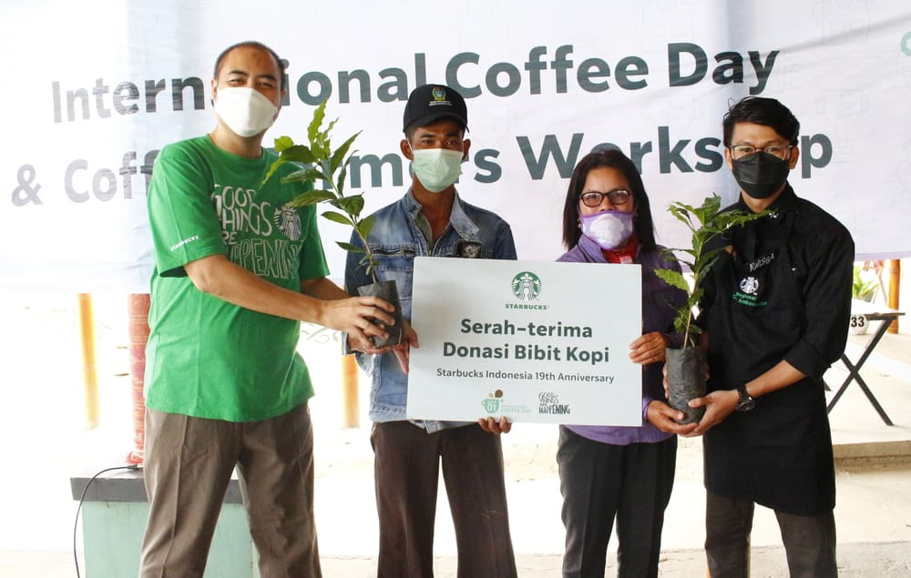 Barista Idol's, lini kopi terbaru Starbucks