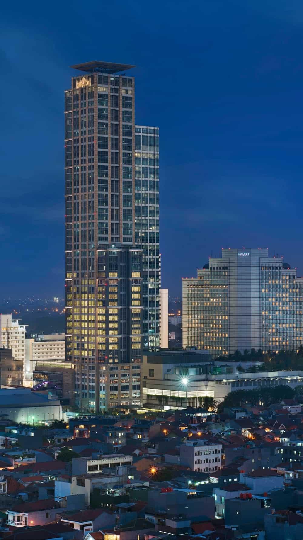 12 Hotel Terbaik Di Jakarta Untuk Valentine Staycation
