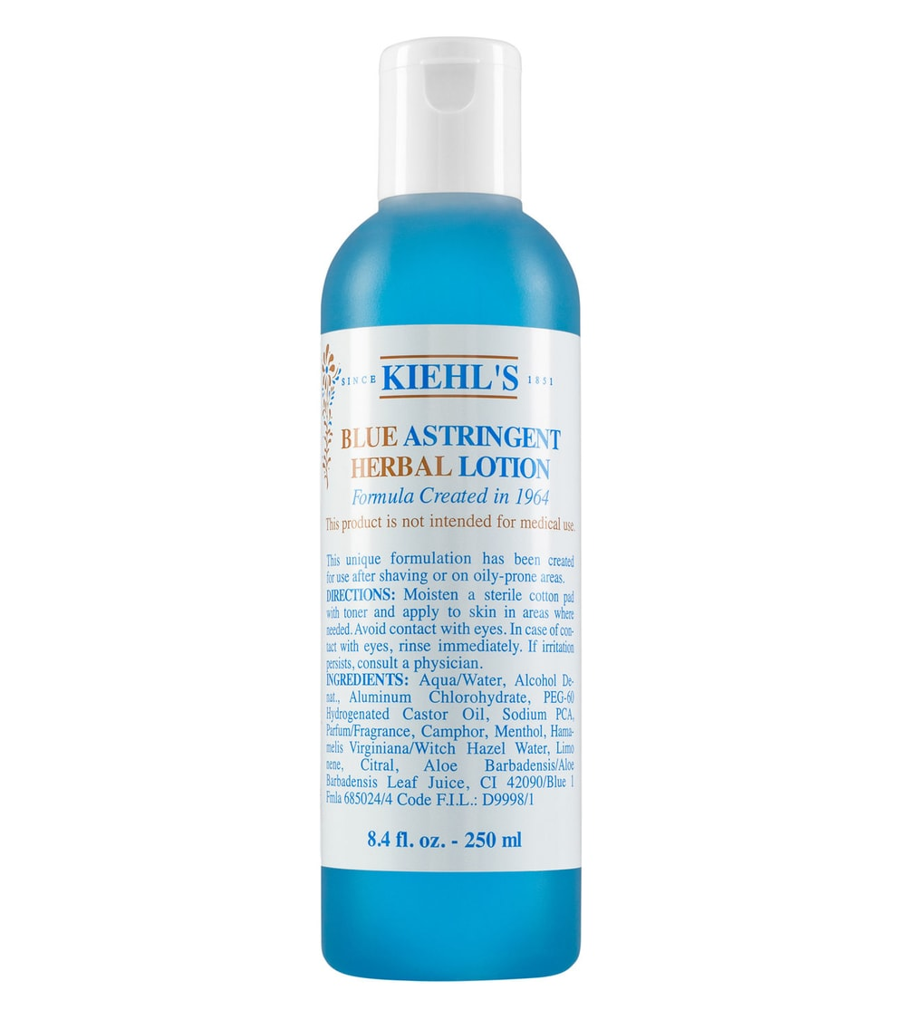 Blue Astringent Herbal Lotion Kiehl's