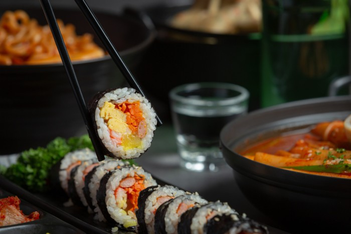 Makanan korea yang sering muncul di drama korea