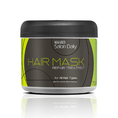 Salon Daily Hair Mask - Makarizo