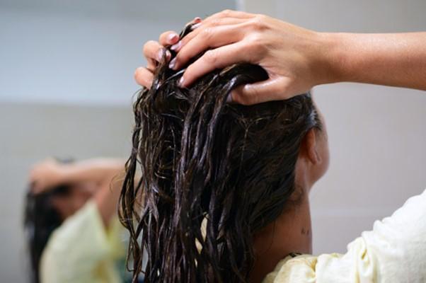 perawatan untuk rambut tipis