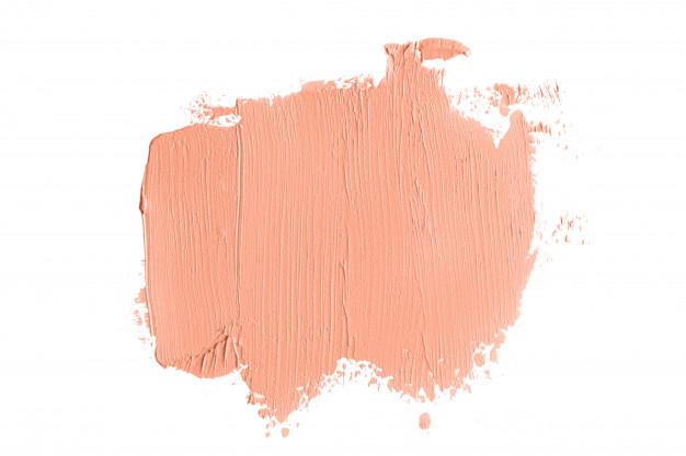 Peach color corrector