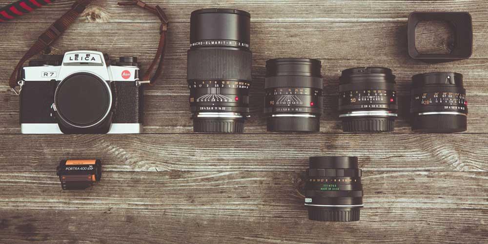 perlengkapan kamera