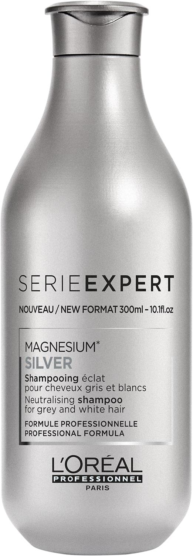 Magnesium Silver Neutralising Shampoo L'Oréal Professionnel Serie Expert