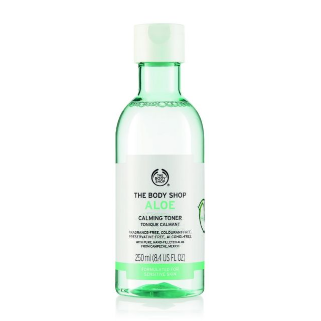 Aloe Calming Toner The Body Shop