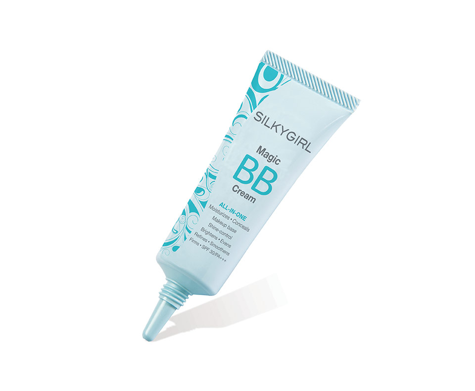 SilkyGirl Magic BB Cream SPF30