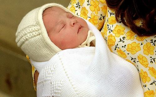 Ini Komentar Adik Puteri Diana Tentang Nama Anak Pangeran William & Kate Middleton