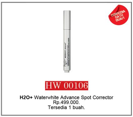 H2O+ Waterwhite Advance Spot Corrector
