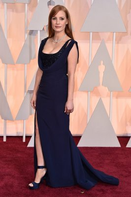 We Love: Jessica Chastain Academy Awards 2015 Red Carpet