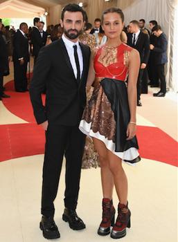 7 Tampilan Louis Vuitton di Red Carpet Met Gala 2016