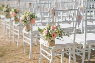 Ide Dekorasi Pemanis Akad Pernikahan