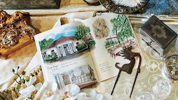 Desainer Interior Agam Riadi Meluncurkan Buku Pertama