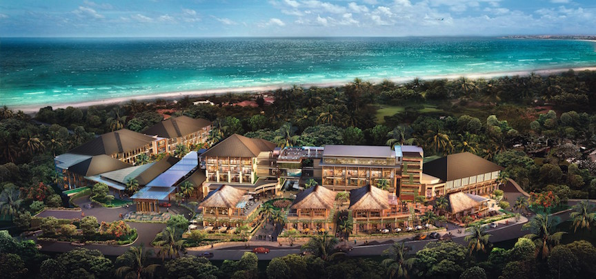 Pembukaan Hotel Movenpick Bali Pada Bulan January 2017