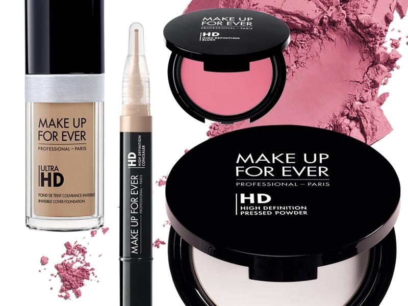 Rangkaian Produk Makeup dengan Teknologi HD