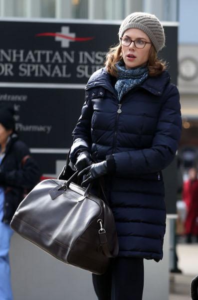 Spotted: Nicole Kidman Mengenakan Tas Longchamp