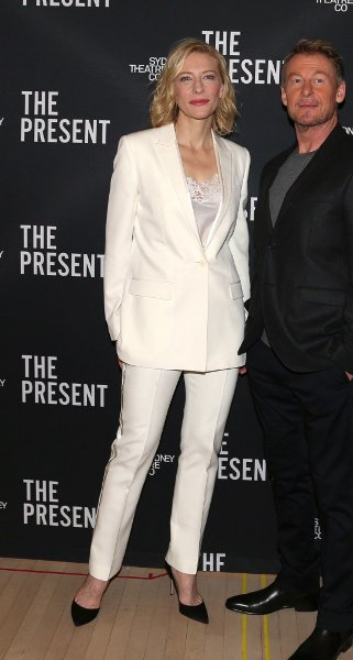 Spotted: Cate Blanchett mengenakan Givenchy