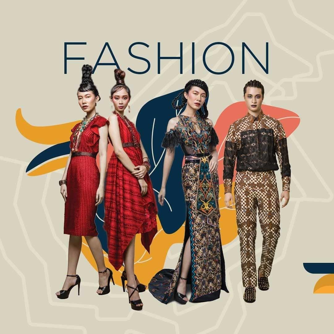 Indonesia Fashion Week 2020: Fashion Sebagai Wujud Diplomasi