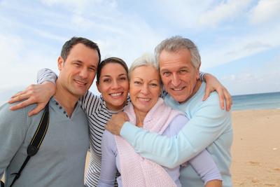 Tips Berlibur Bersama Orangtua
